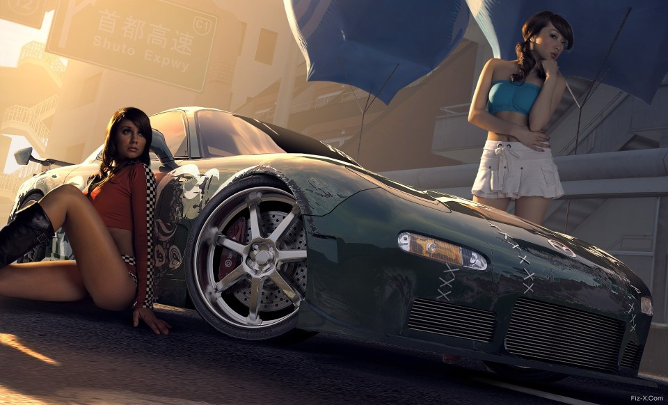 NEED FOR SPEED Movie Officially Announced for 2014 (3)