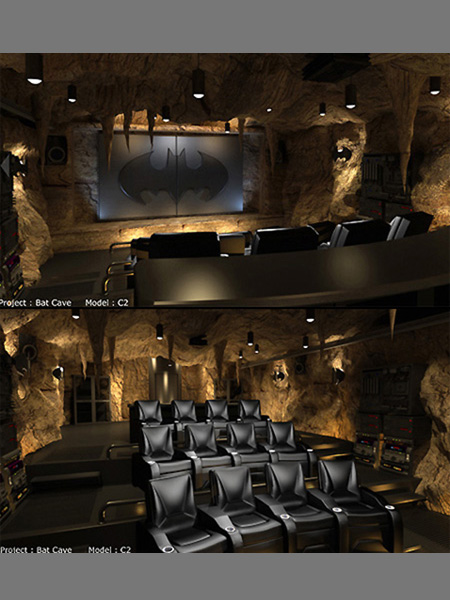10 Coolest Home Theater Setups (11)