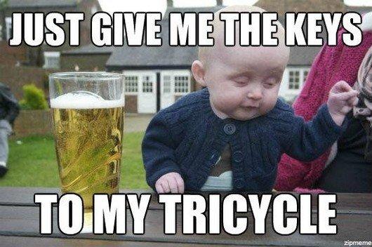 "Best of ""Drunk Baby"" Meme (2)"