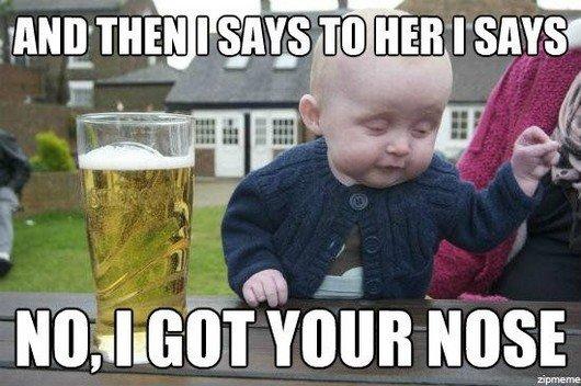 "Best of ""Drunk Baby"" Meme (7)"
