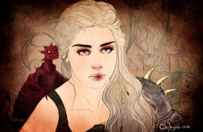 Daenerys Art (10)