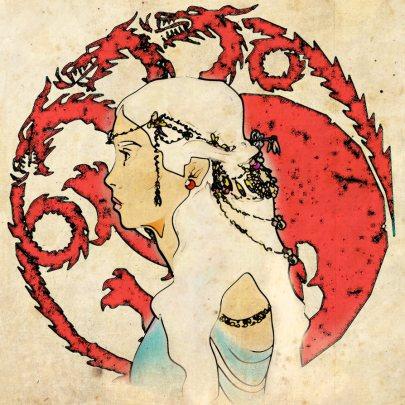 Daenerys Art (9)