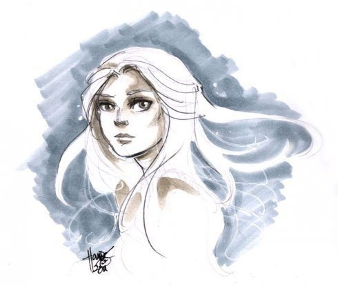 Daenerys Art (8)