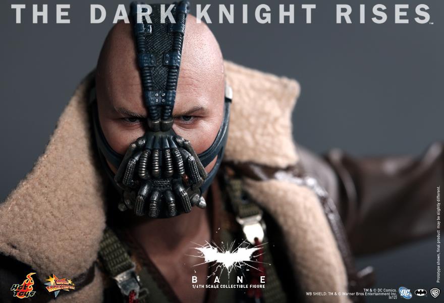 Hot Toys' 'The Dark Knight Rises' Bane (11)