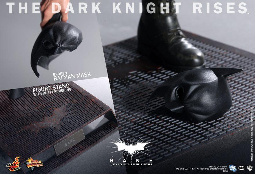 Hot Toys' 'The Dark Knight Rises' Bane (5)