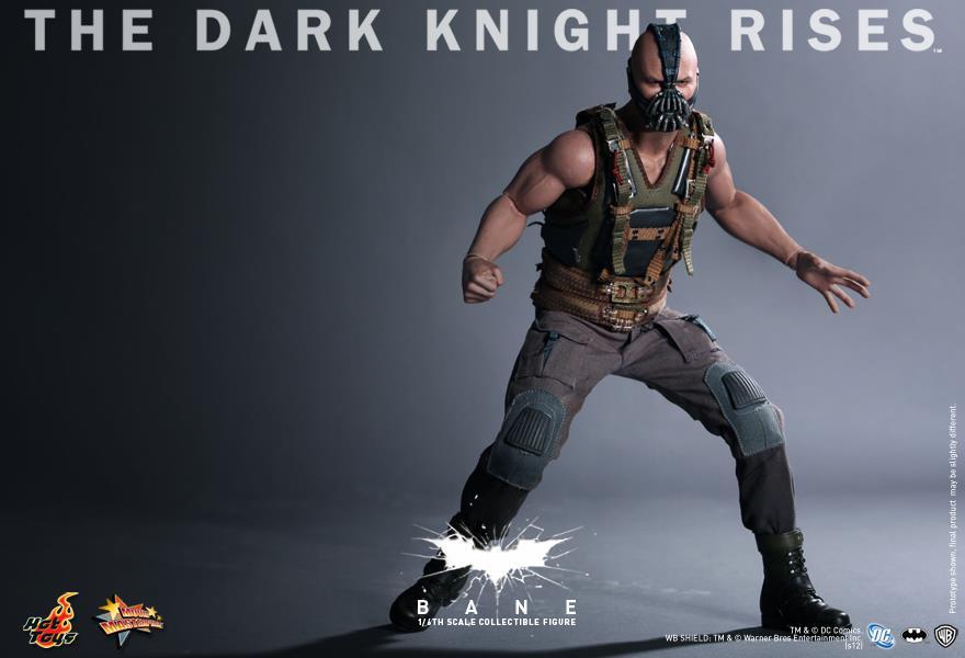 Hot Toys' 'The Dark Knight Rises' Bane (14)