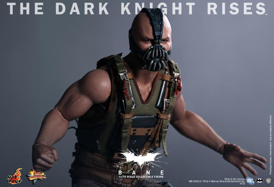Hot Toys' 'The Dark Knight Rises' Bane (13)