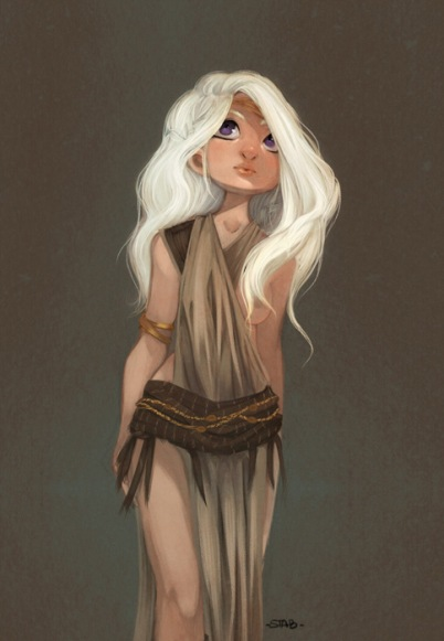 Daenerys Art (1)