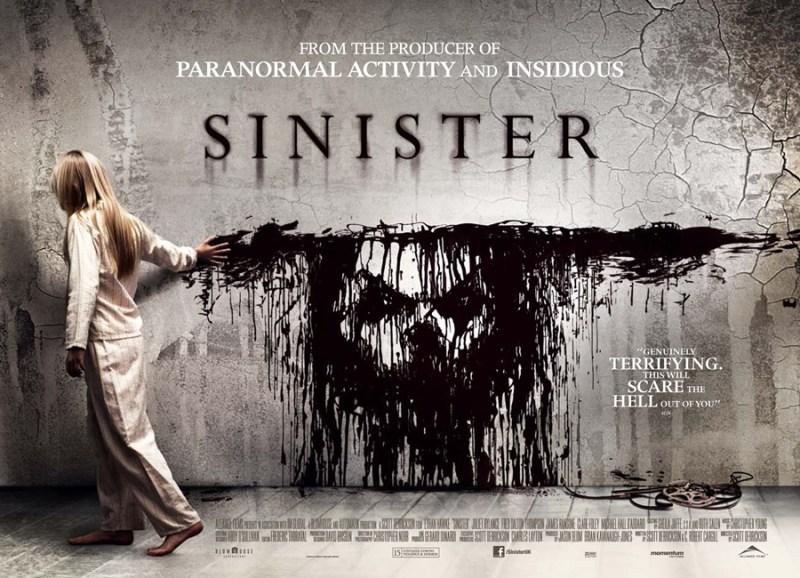 Ethan Hawk's SINISTER Trailer