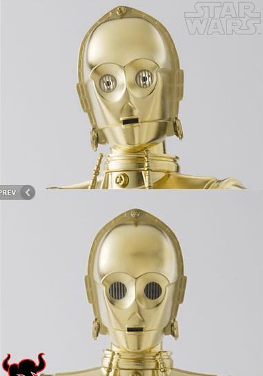 Star Wars C-3PO Action Figure (5)