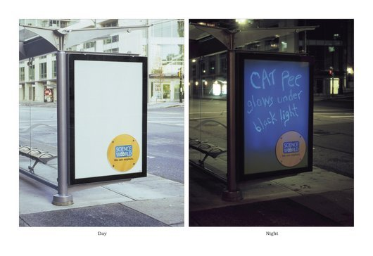 Science World HUGELY Creative AD Campaign (5)