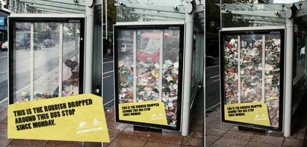 cool and creative bus stop ads (8)