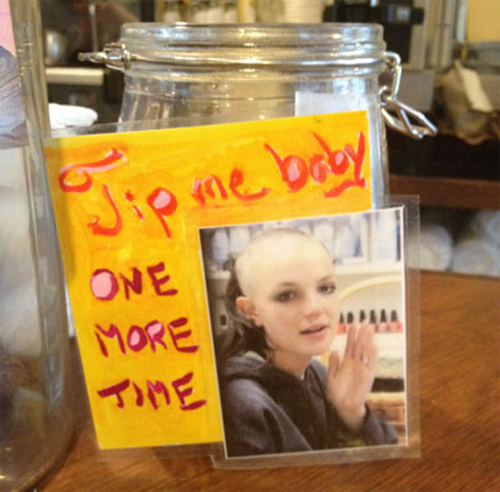 Extremely Clever Tip Jars