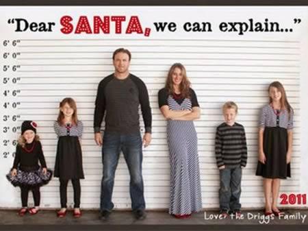 Funny christmas cards ideas (2)