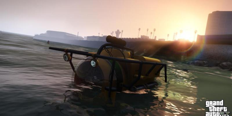 GTA V - 5 New Screenshots