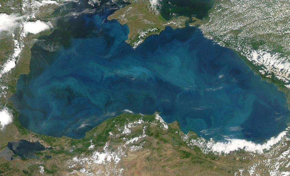 Black sea facts
