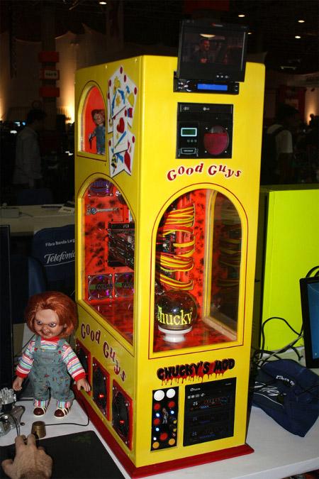 Chucky Computer Case
