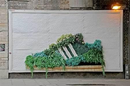 Street Art As Ads