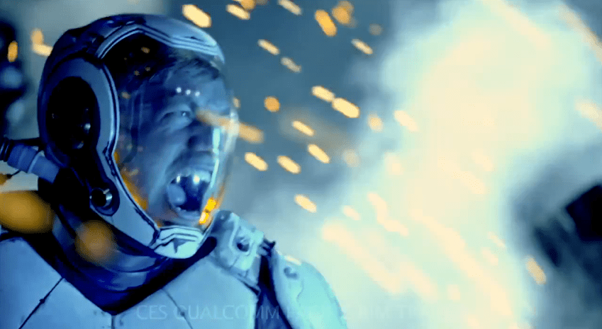 PACIFIC RIM Trailer + New footage
