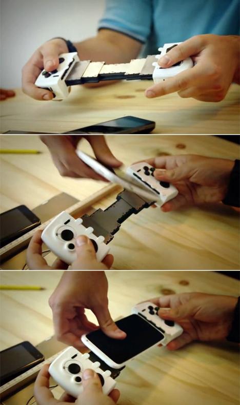 Gamer device