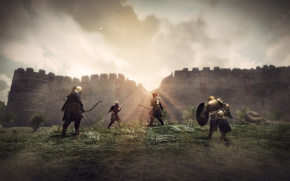 Game Of Thrones MMO Titled Seven Kingdoms