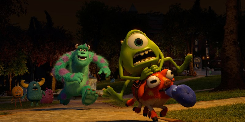 MONSTERS UNIVERSITY - Amazing Extended Preview