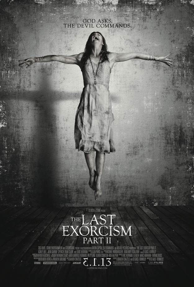 LAST EXORCISM II Poster and TV Spot