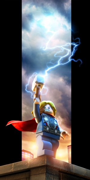 Lego Marvel Heroes
