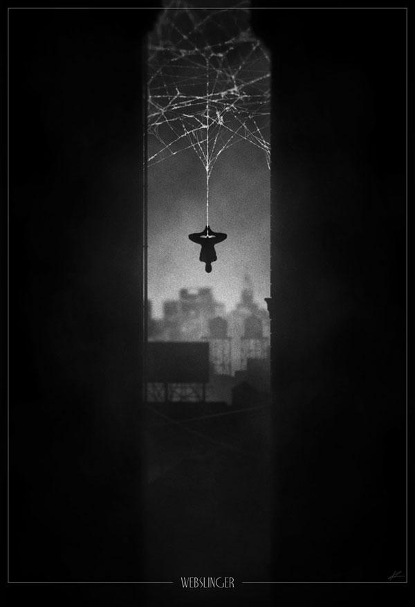 spider man Noir Movie Posters