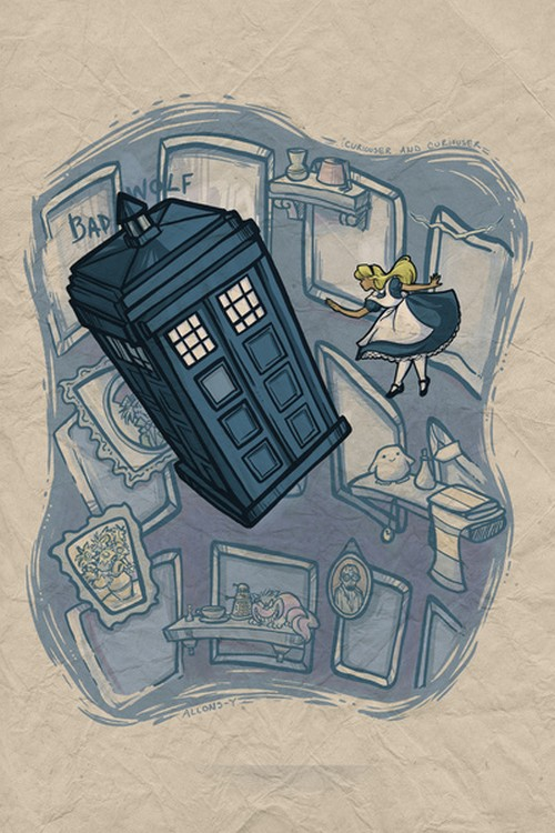 Doctor Who Meets Disney