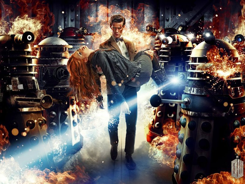 New DOCTOR WHO Season 7 poster
