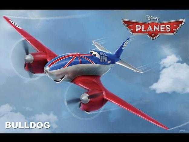 Planes-Bulldog