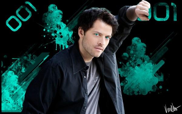 Misha Collins is Back for Supernatural Season 9!