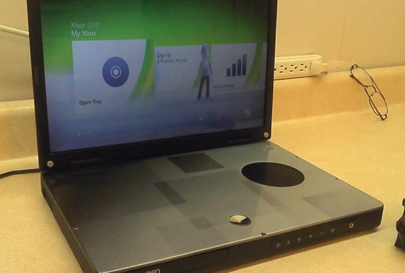 Xbox 360 Slim Laptop