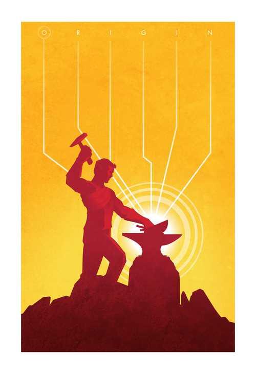 The-Ninjabot-Origins-Posters-Thor