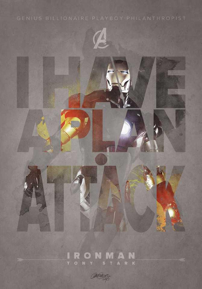 Avengers Fan Made Art