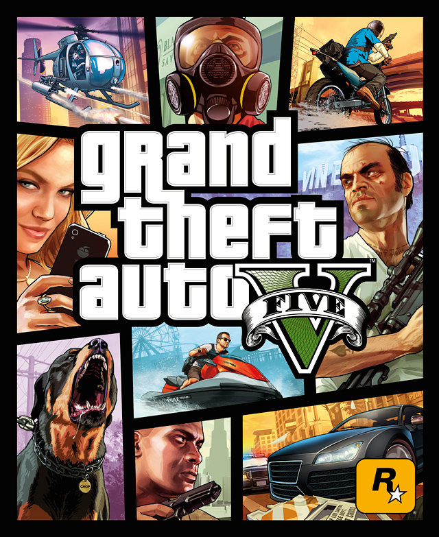 gta 5 cover art