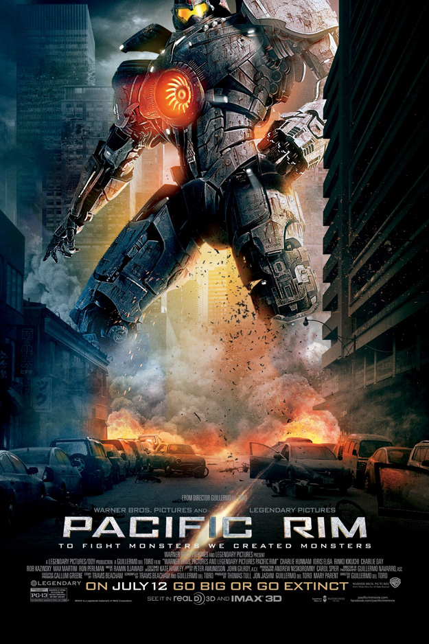 pacific rim posters