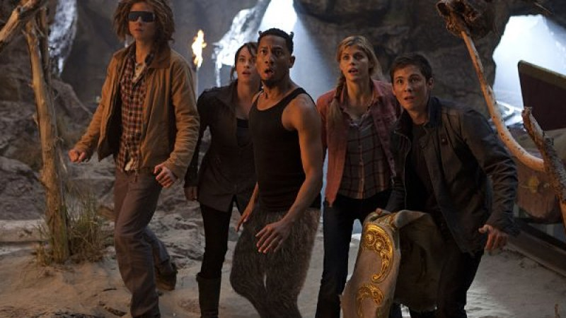 Trailer for PERCY JACKSON SEA OF MONSTERS