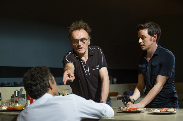 Exclusive Photos From Danny Boyle's Trance