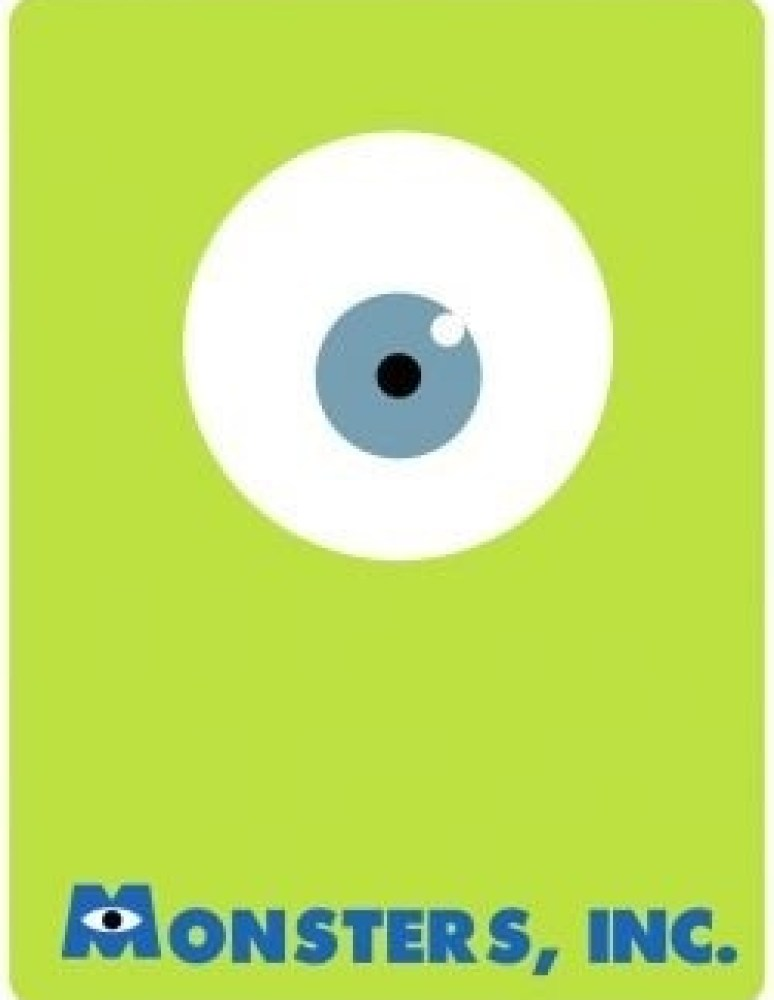 monsters Minimalistic Movie Posters.