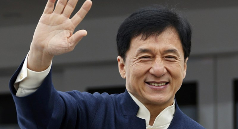 jackie chan in cannes 2013