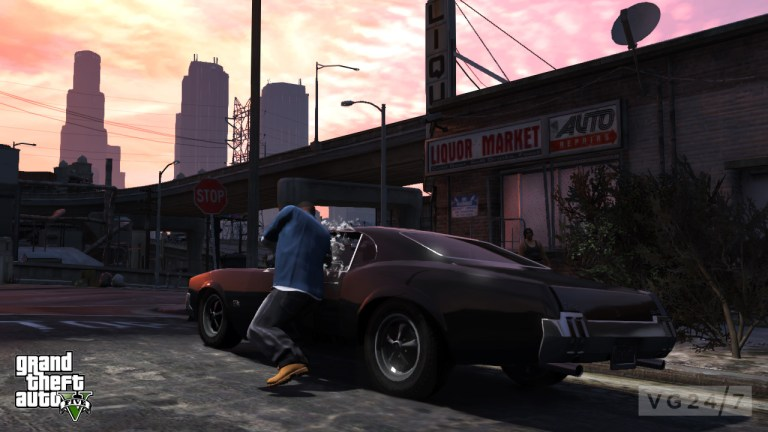 GTA 5 Screens