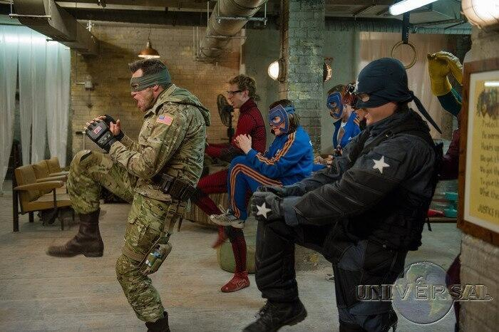 New Kick Ass 2 Picture