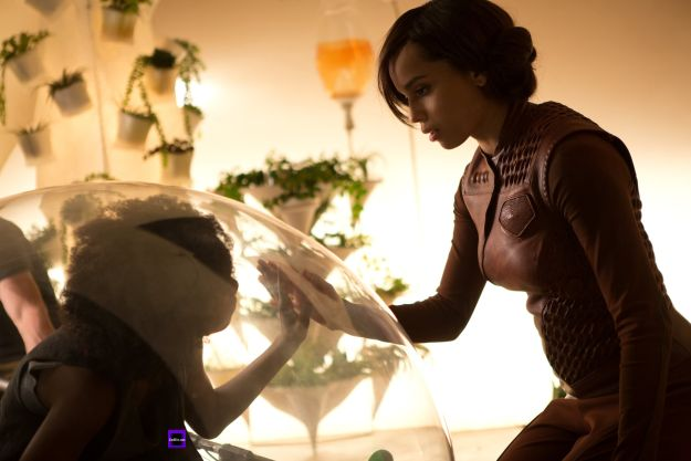 First Photos of Sophie Okonedo and Zoe Kravitz in After Earth