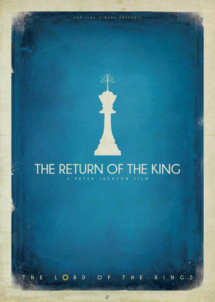 LORD OF THE RINGS Fanmade Posters