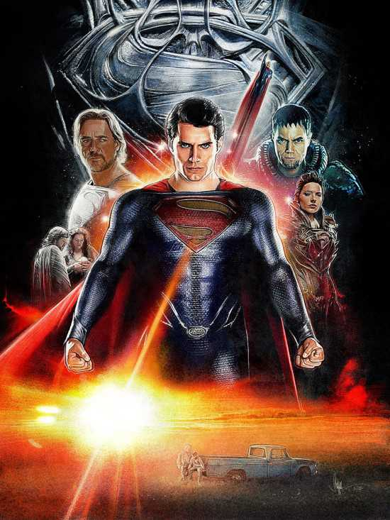 Paul Shipper: Man of Steel