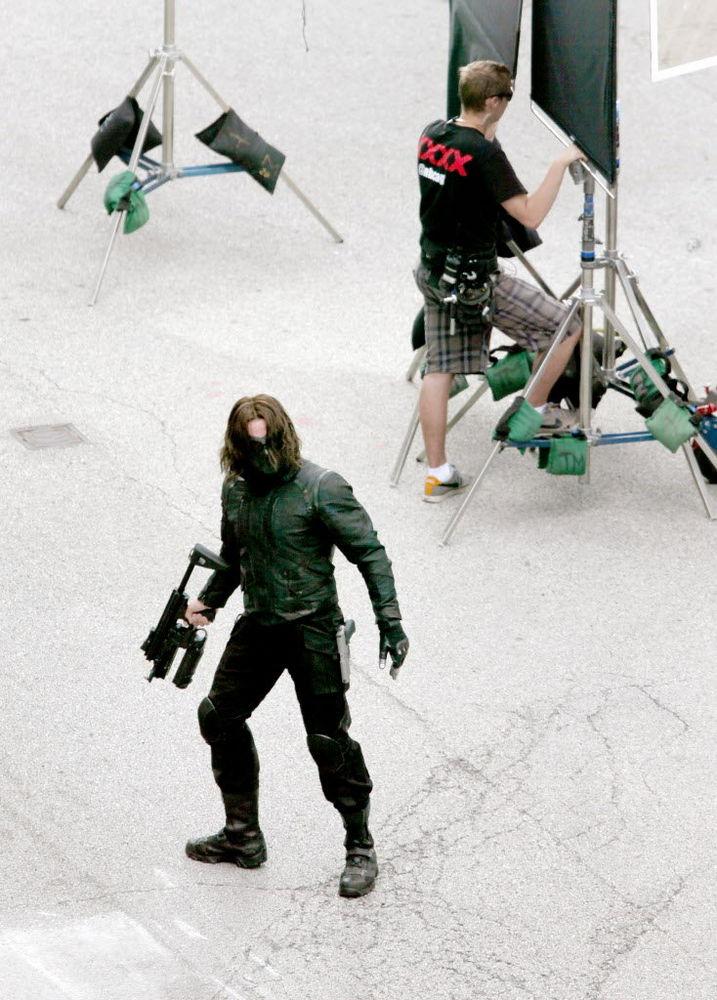 Winter Soldier Photos