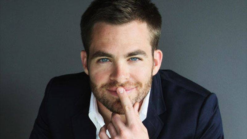 Chris Pine Joins Comedy Thriller STRETCH