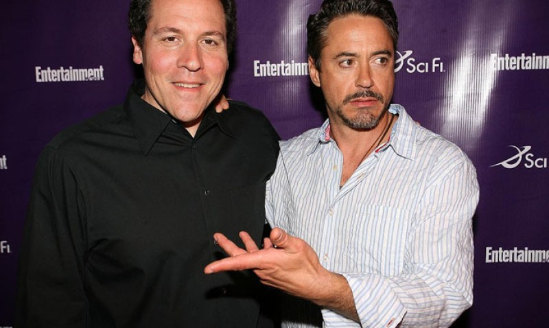 Robert Downey Jr. Joins Jon Favreau's Chef